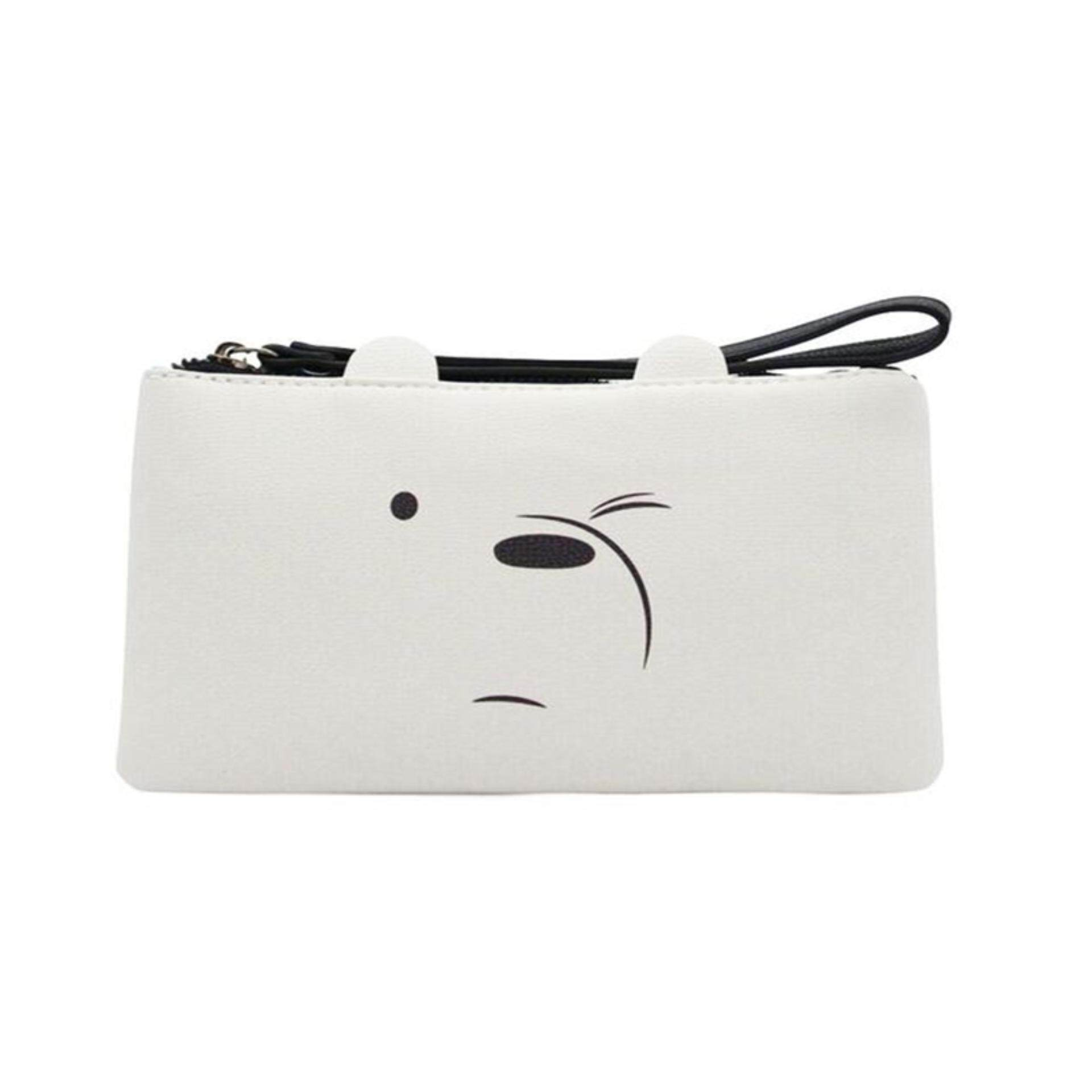 We Bare Bears Wristlet - Ice Bear
