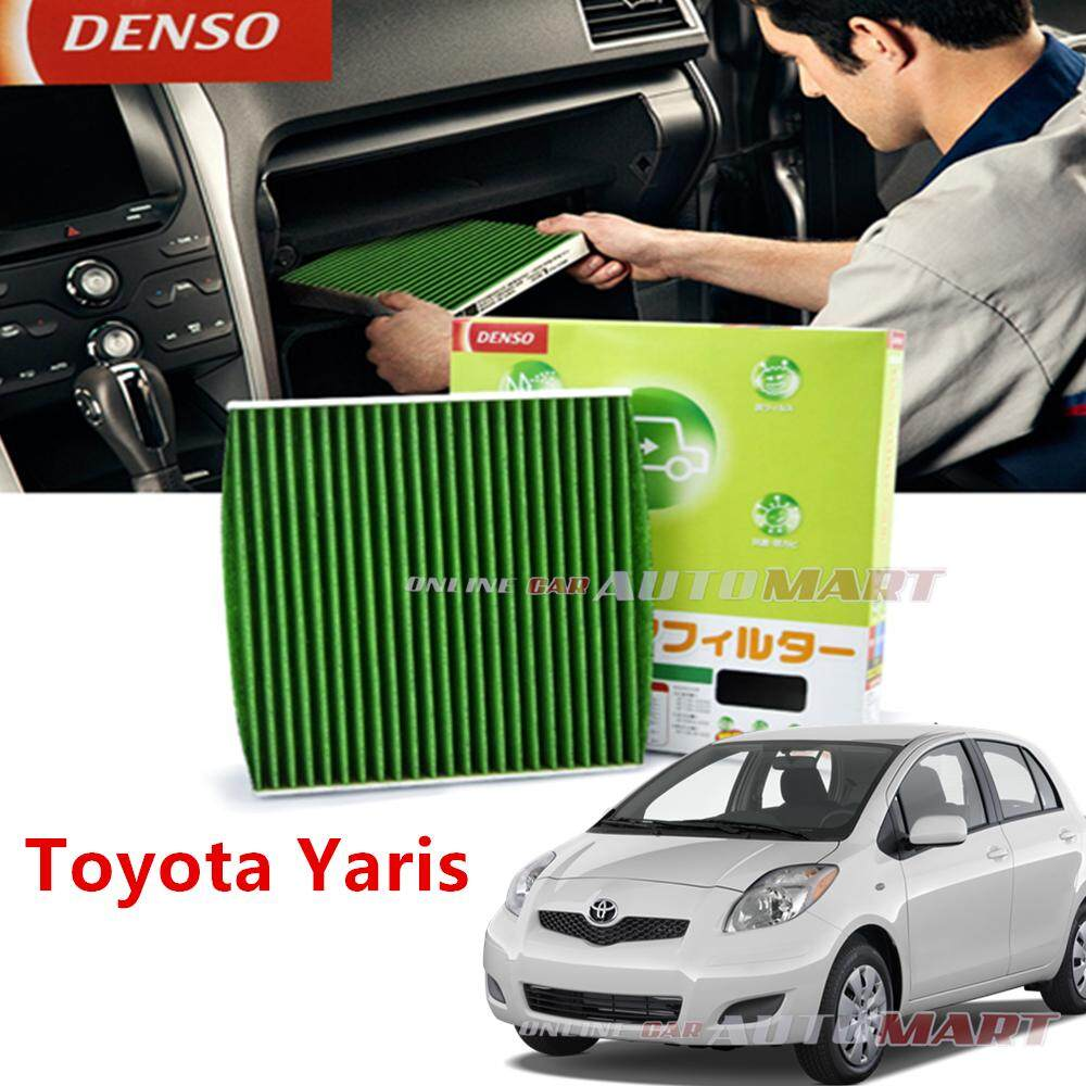 DENSO Cabin Air Filters (Air Conditioner Filter) DCC-1009 for Toyota Yaris Old
