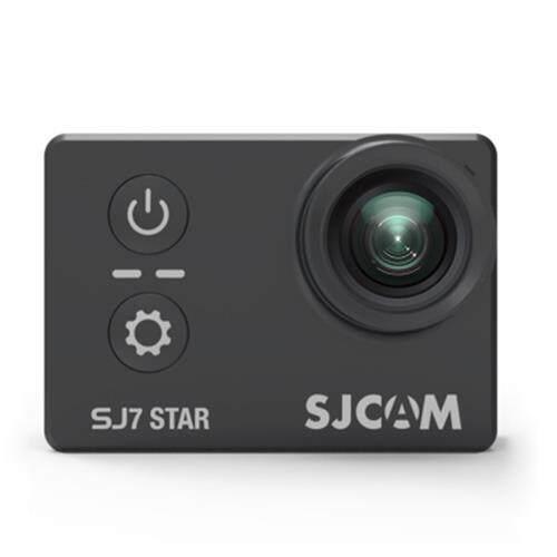 ORIGINAL SJCAM SJ7 STAR 4K WIFI ACTION CAMERA 2.0 INCH TOUCH SCREEN 166 DEGREE FOV 12MP (BLACK)