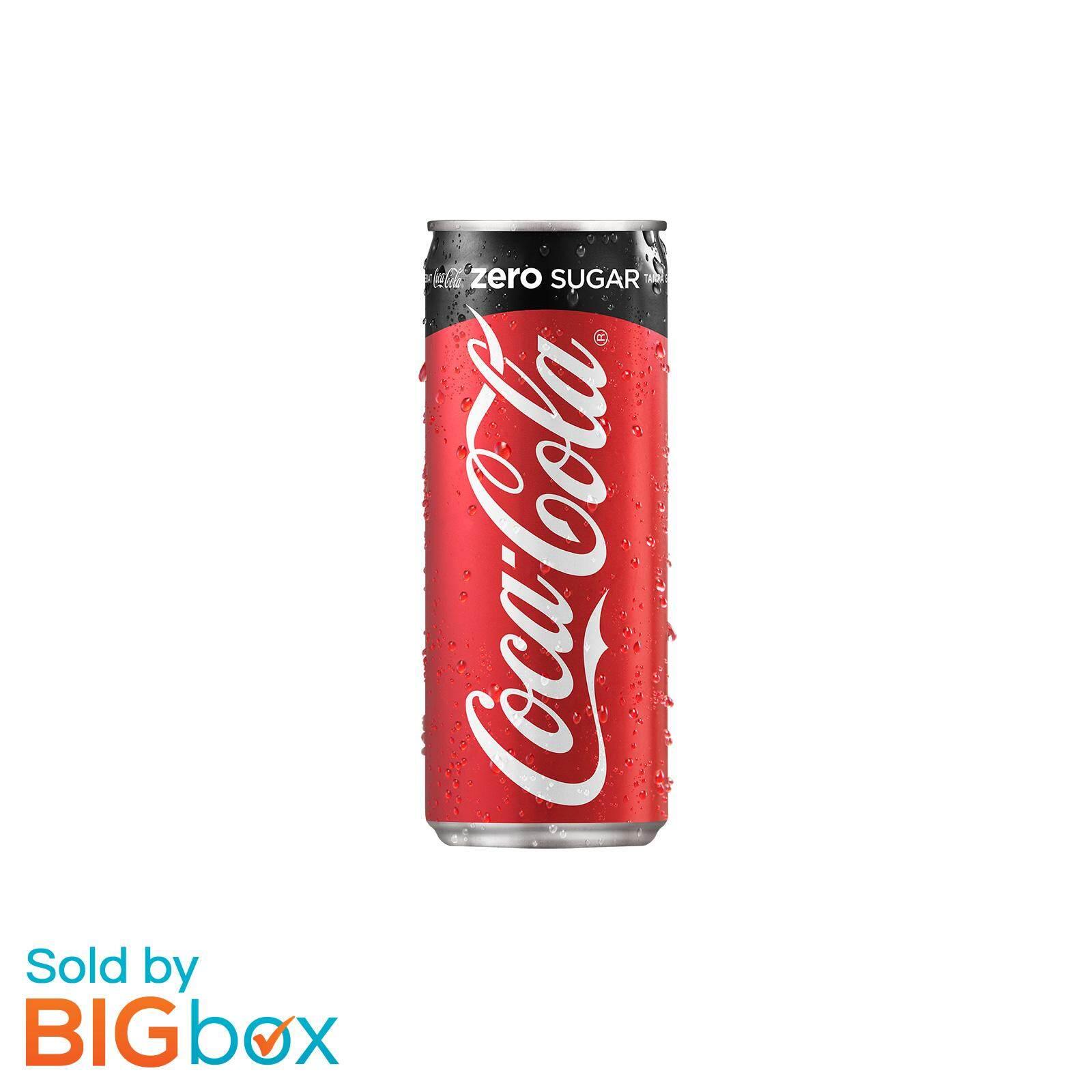 Coca-Cola 320ml - No Sugar (No Calories)