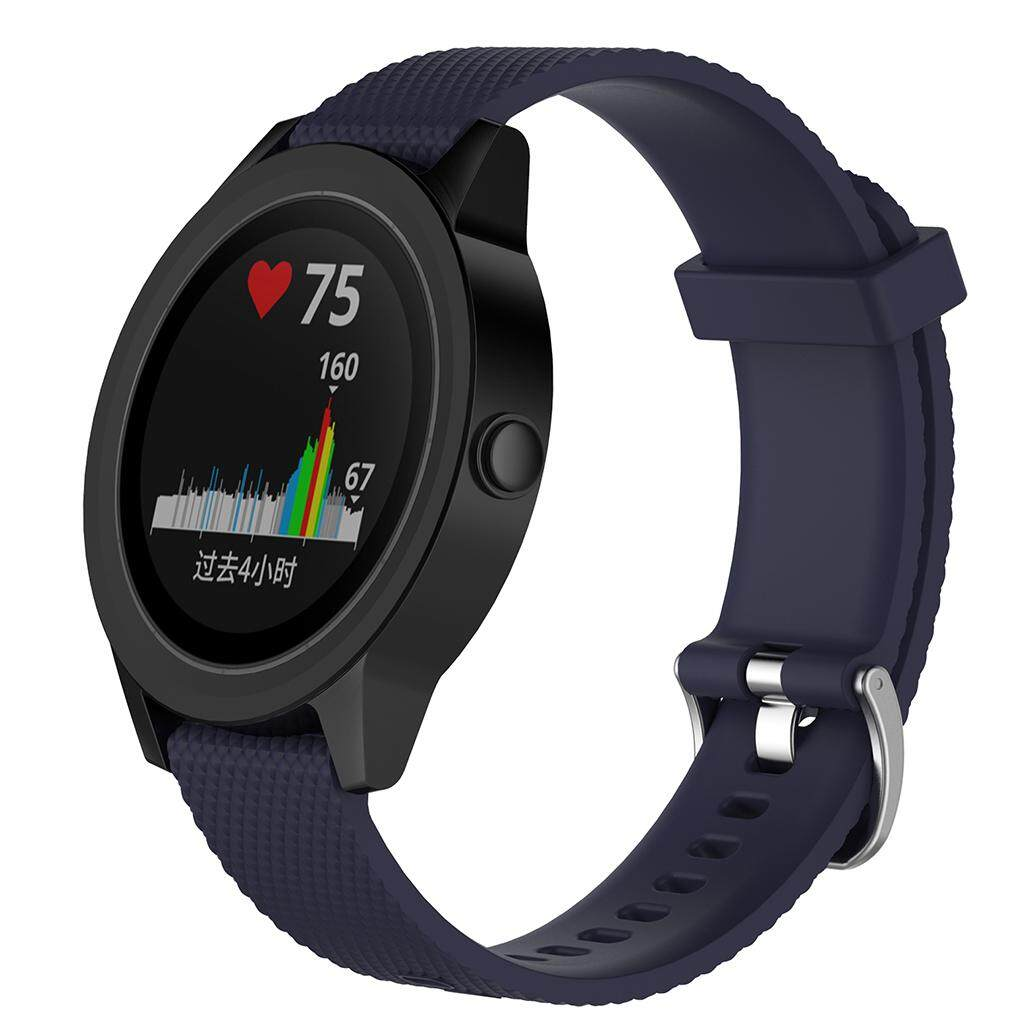 Features Silicone Watch Band Strap For Samsung Gear Sport Garmin