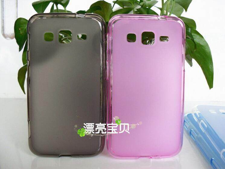 1 Pc/lot TPU Gel Back Case Cover 4.7
