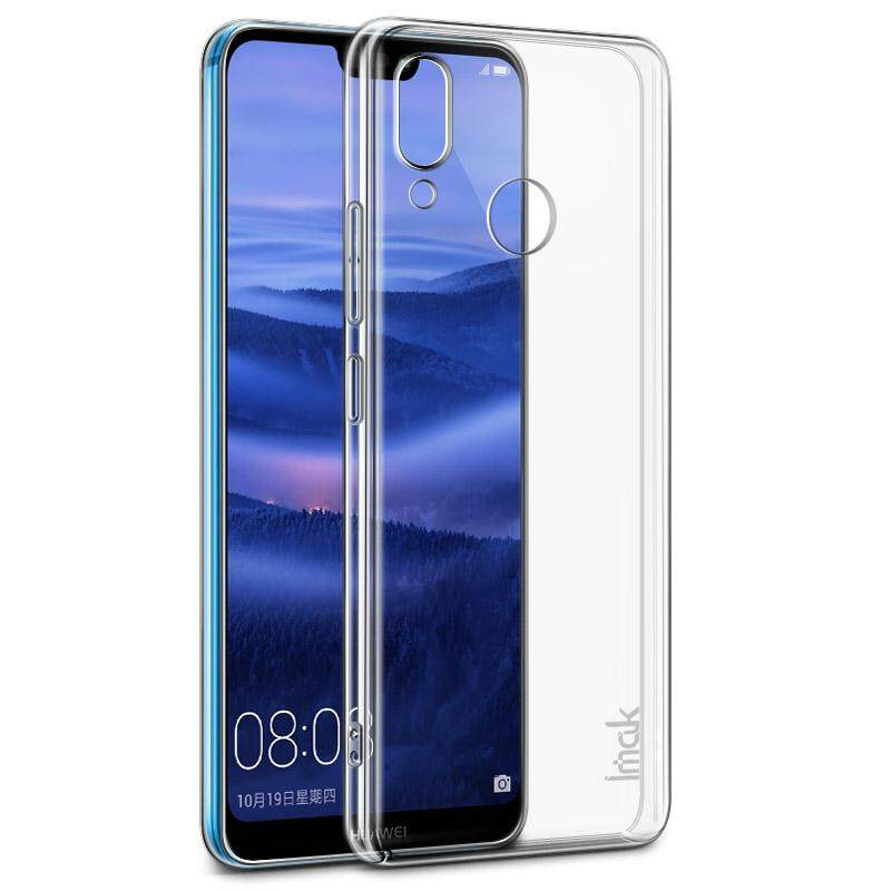 IMAK Crystal Case II Pro Case For Huawei P20 Lite Hard PC Anti-Knock Transparent Back Cover - intl