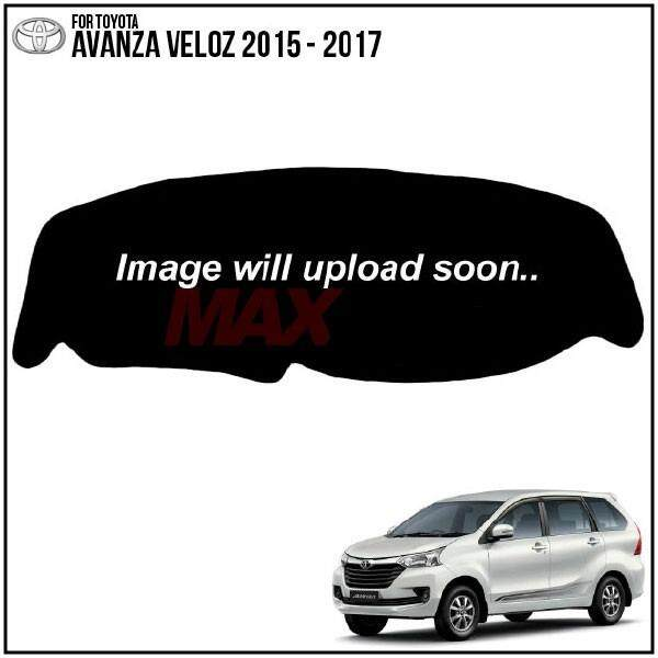 TOYOTA AVANZA 2015 - 2017 DAD GARSON VIP Custom Made Non Slip Dashboard Cover Mat
