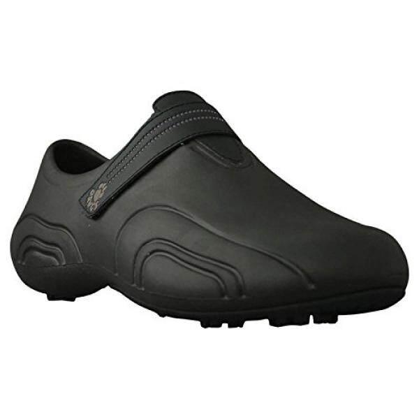 Dawgs Mens Ultralite รองเท้ากอล์ฟ, น้ำตาลดำ, 16 - Intl By 15store.