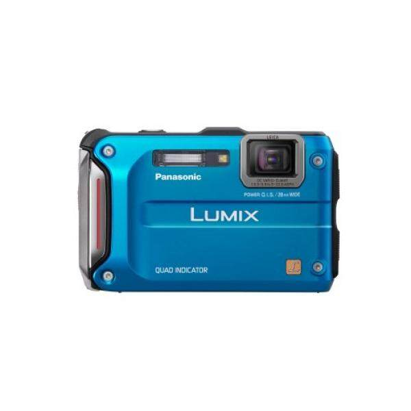 Panasonic Lumix TS4 12.1 TOUGH Waterproof Digital Camera