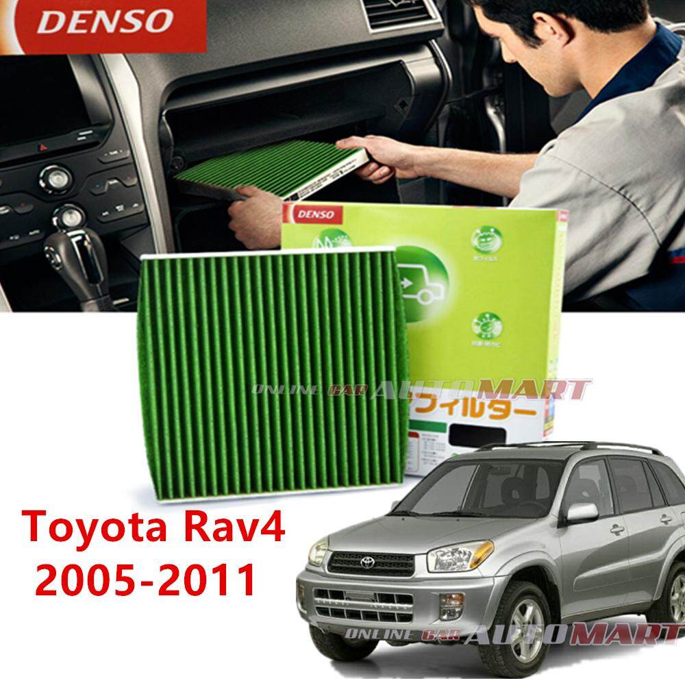 DENSO Cabin Air Filters (Air Conditioner Filter) DCC-1009 for Toyota Rav4 Yr 2005-2011