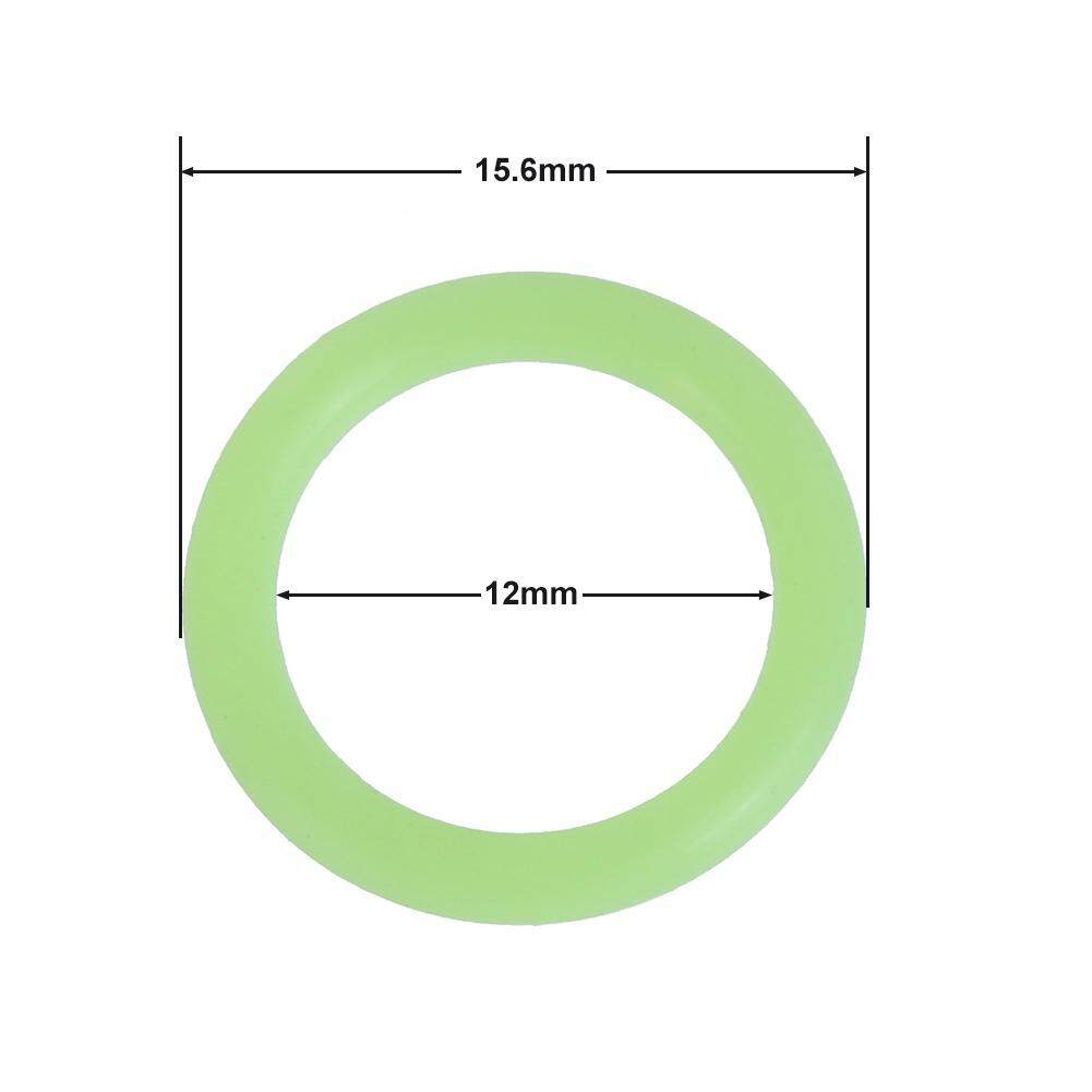 Where To Buy 10pcs G1 4 Silicon Rubber Sealing Ring 2 Point ...