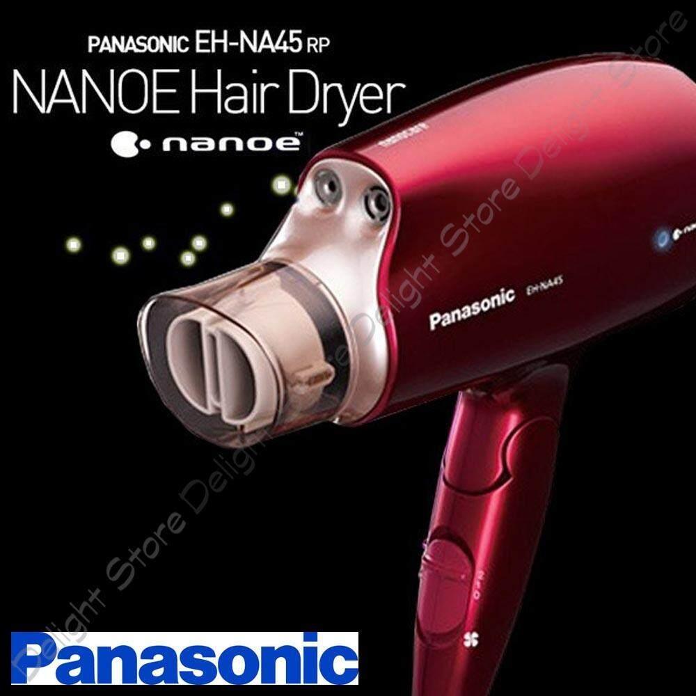 Panasonic Nanoe 1600 W Pengering Rambut EH-NA45 Dilipat 2 Minggu Efek-Internasional