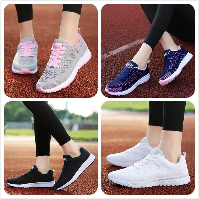 Xy Abia(Size 35-40) Women Fashion Sport Shoes, Breathable Running Shoes