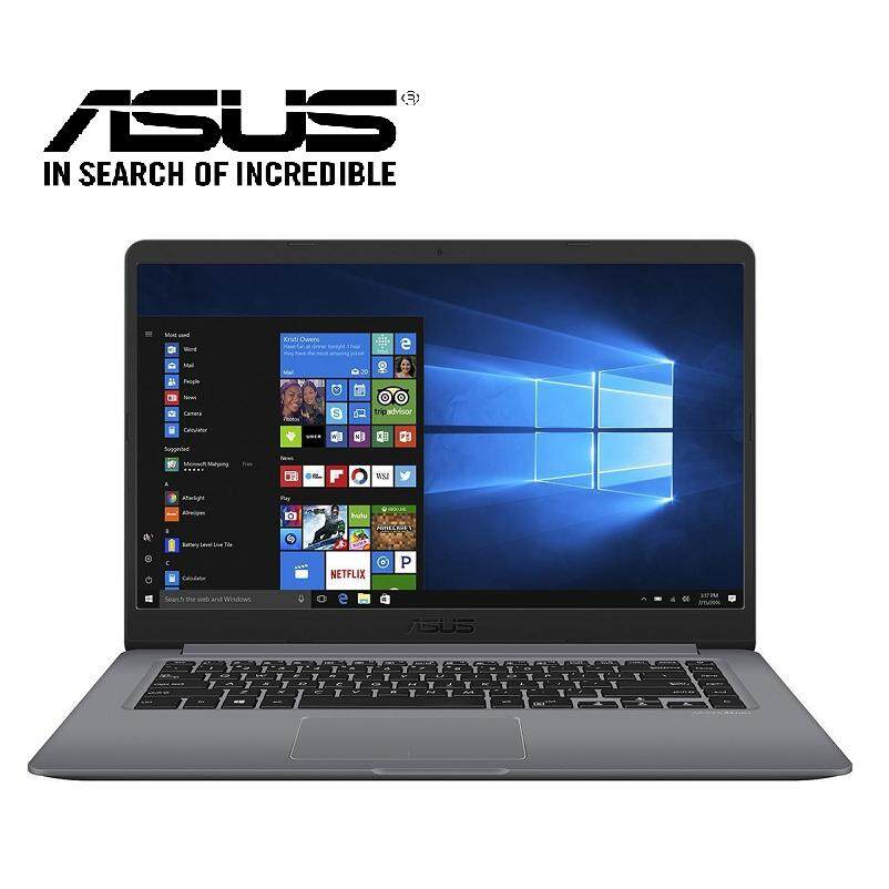 Asus Vivobook S15 S510U-NBQ320T Laptop (i7-8550U/4GB D4/1TB/NVD MX150 2GB/15.6˝FHD/W10) Grey Malaysia