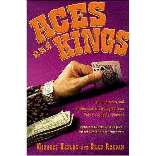 Aces dan Raja: Di Dalam Cerita dan Jutaan Dolar Strategi dari Poker Pemain Terbesar-Internasional