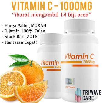 100's Vitamin C 1000mg Pahang Pharma