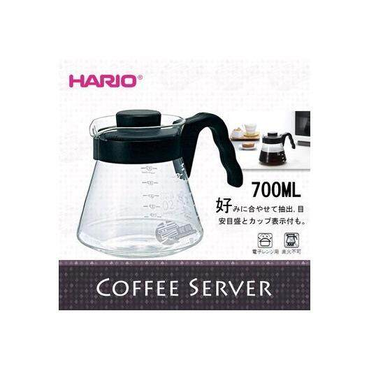 Hario V60 Glass Coffee Server Size 02 700ml