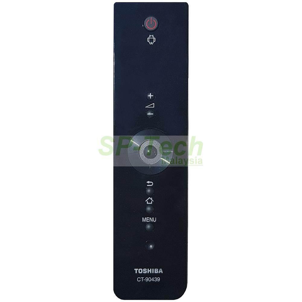 CT-90439 TOSHIBA ANDROID LED TV REMOTE-ORIGINAL