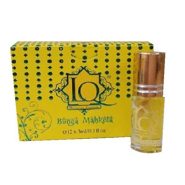 Haruman Luqman Bunga Mahkota (12x3ml) LQ Minyak Wangi