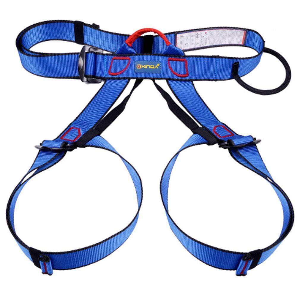 HONGHUI Half Body Climbing Harness, Adjustable Safety Gear Equipment For Mountaineering/ Fire Rescue/