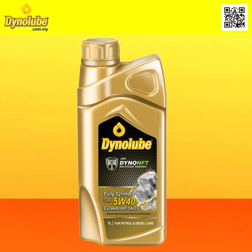 Dynolube 5W30 with DYNONFT Fully Synthetic Engine Oil SN/CF 4Liter FREE Magic101 Car Wash 150ml [Limited time offer]