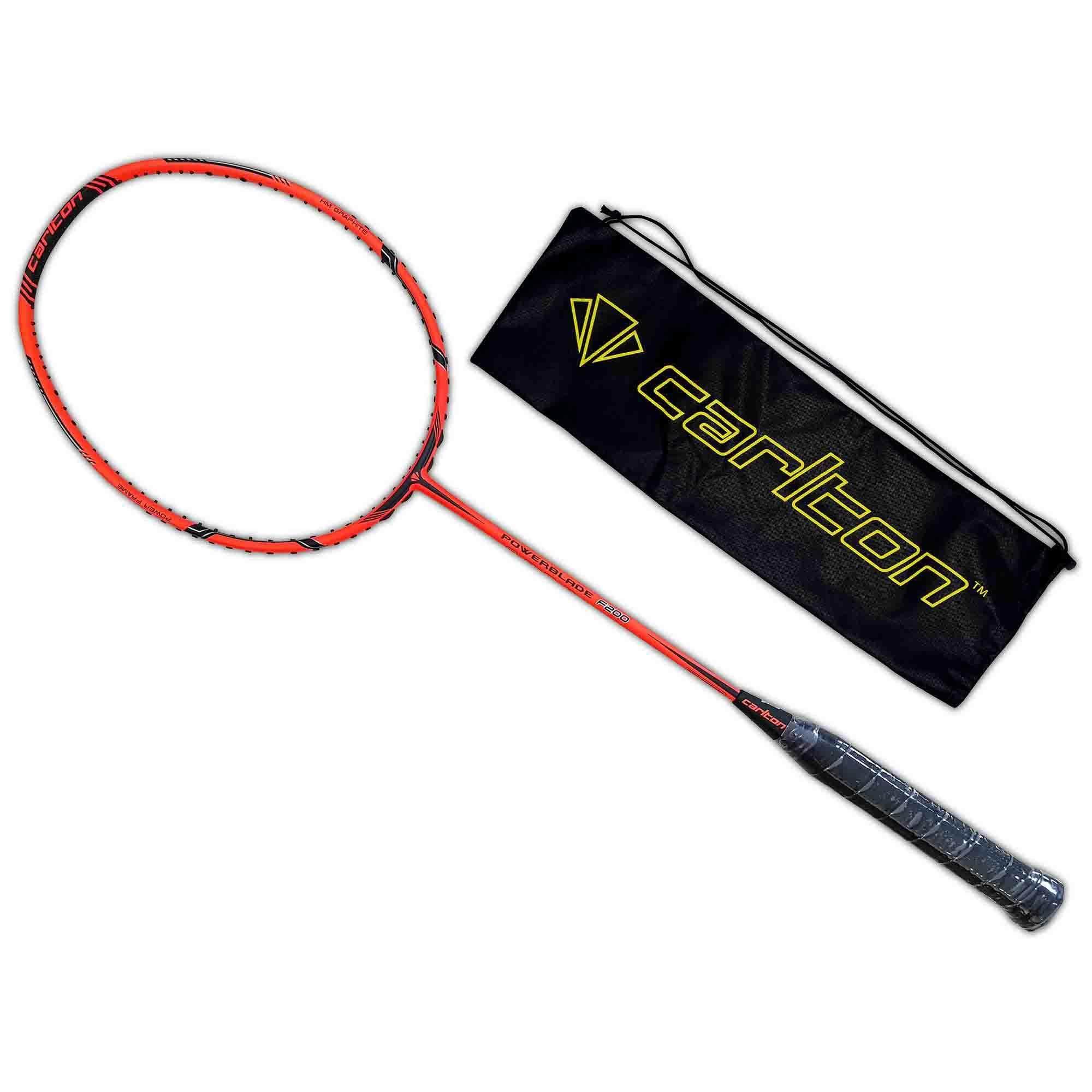 Carlton Badminton Racket Powerblade F 200