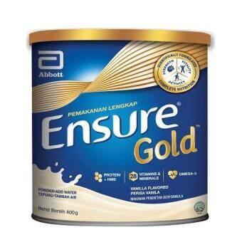 Ensure Gold 400G Vanilla