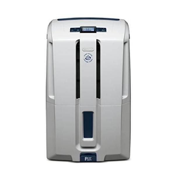 Delonghi Energy Star 45 Pint Dehumidifier, White - intl Singapore