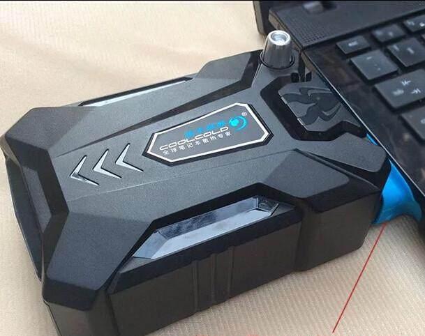 Coolcold Sihir Es 3 USB Portabel Laptop Notebook Fan Radiator Laptop Turbo Ultra Silen