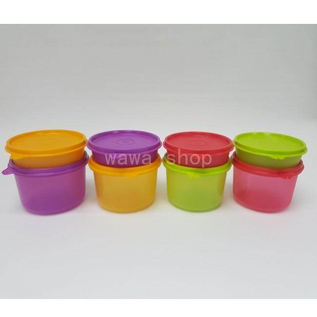 Tupperware Combo Handy Bowl And Snack N All Set Of 8