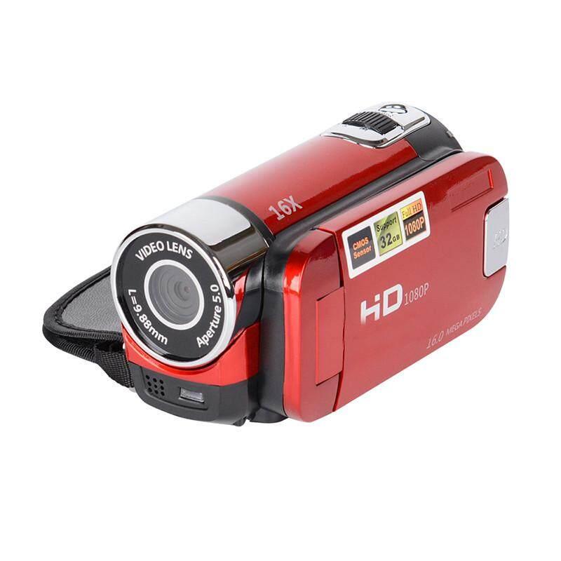 2.7 Inch 1080 P Kamera Digital HD Kamera DV DVR Video Camcorder TFT LCD 16X Digital Zoom 16MP Digital Kamera Video