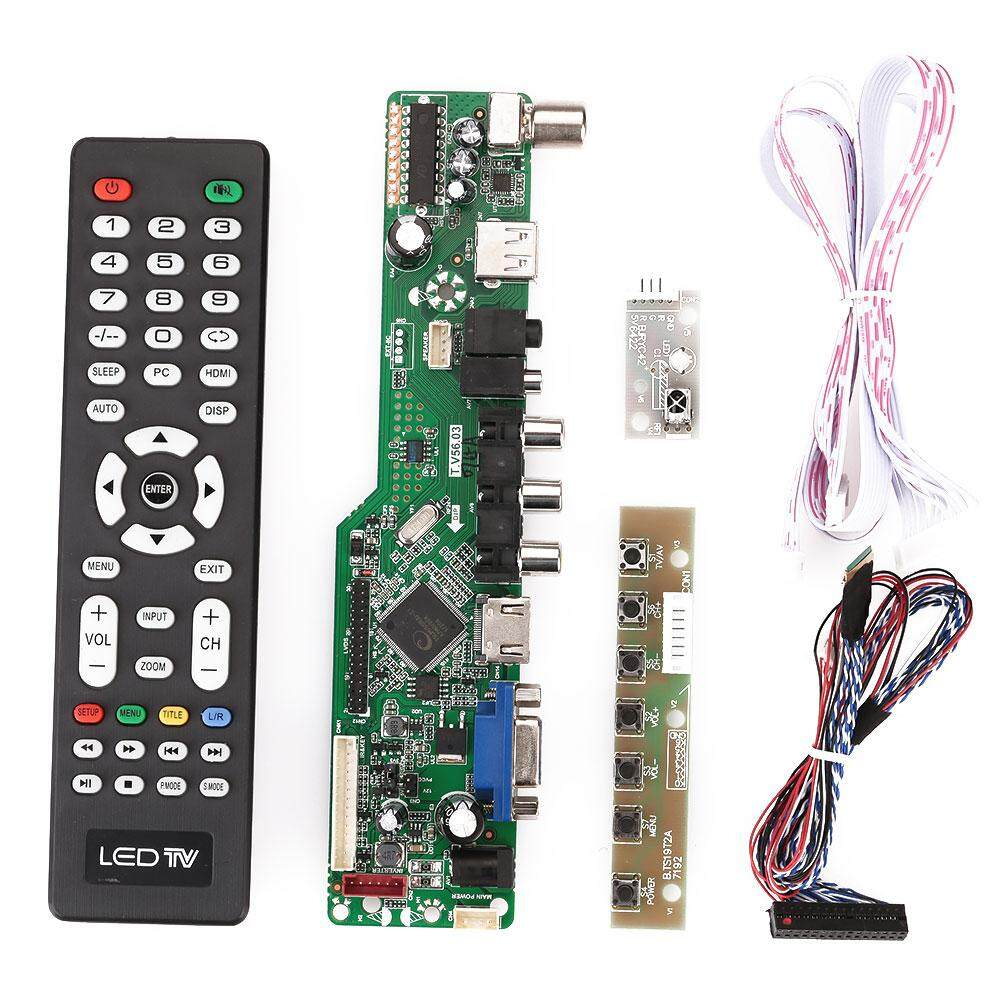 Hình ảnh Bảng mạch remote TV