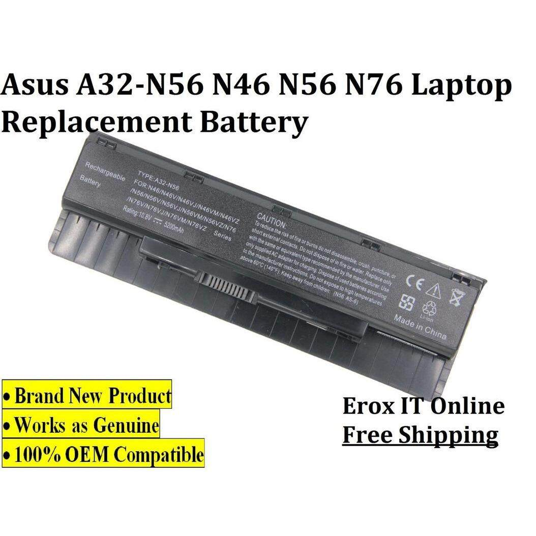 Asus N76VZ Battery /Asus N56 Battery Malaysia