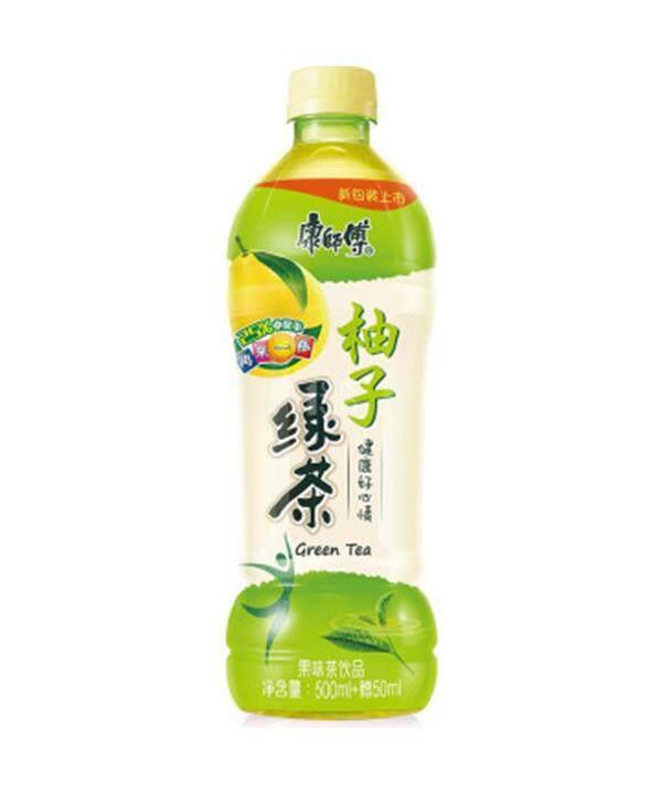 Kang Shifu Pomelo Green Tea 500ml