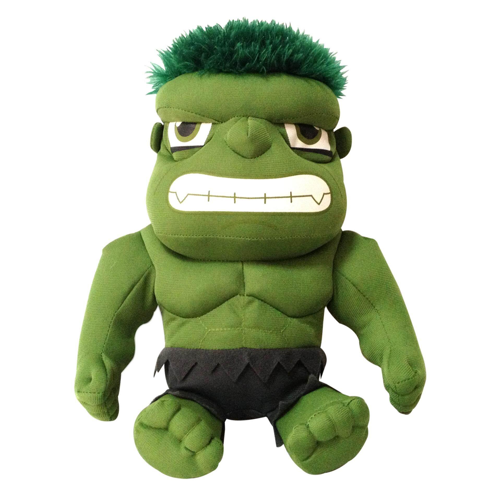 Marvel Avengers Standard Plush Toys 10 Inches - Hulk