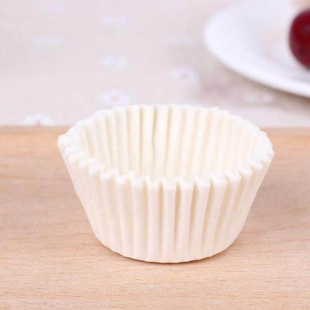 500 ชิ้น/1000 ชิ้นทิ้งกระดาษถ้วยเบเกอรี่คัพเค้ก Wrapper มัฟฟินมูสครัวเบเกอรี่ข้อมูลจำเพาะ: ขนาดกลางสีขาว 500 ชิ้นวัสดุ: กระดาษ - นานาชาติ.