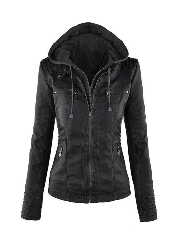 Leather Faux Leather Jackets Buy Leather Faux Leather Jackets