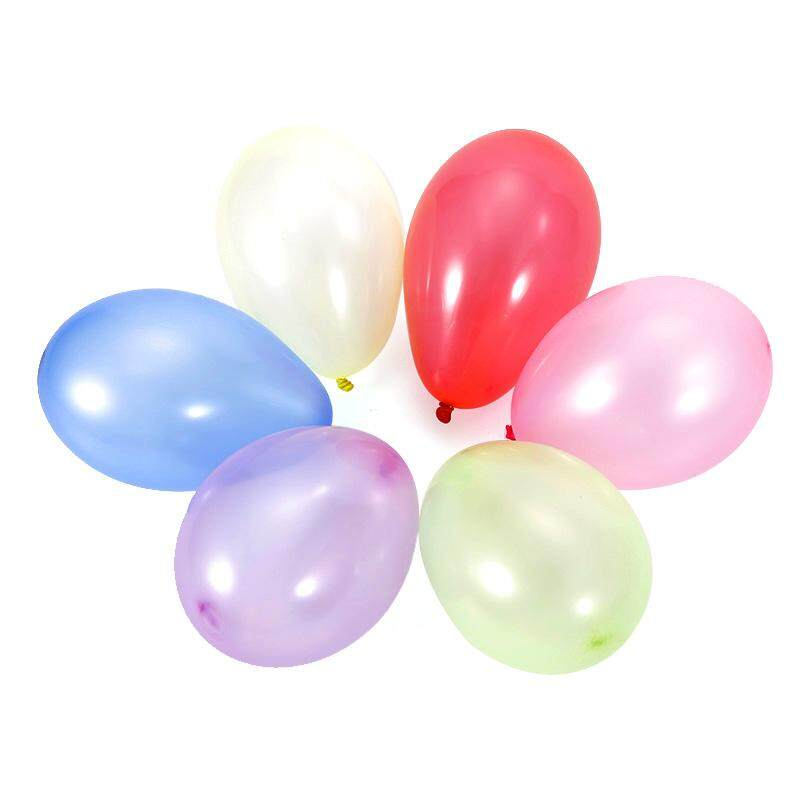 【Dongxi】The New Class High Quality attractive and durable 120Pcs Water Bombs Balloons Mixed