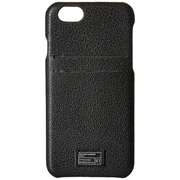 Hex Dompet Solo Case untuk iPhone 6-Hitam-Internasional