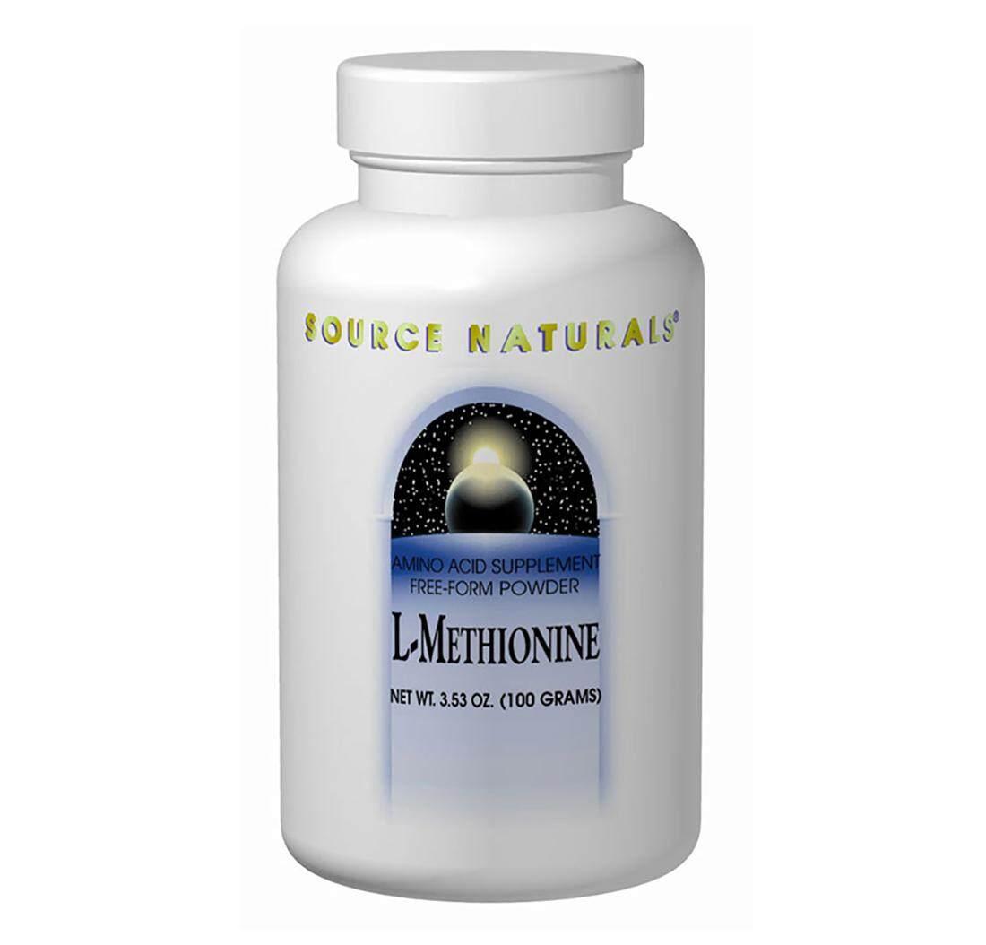 L-METHIONINE Free Form Powder (3.53 oz) 100 grams