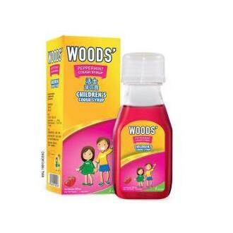 Woods' Children Cough Syrup 50ml
