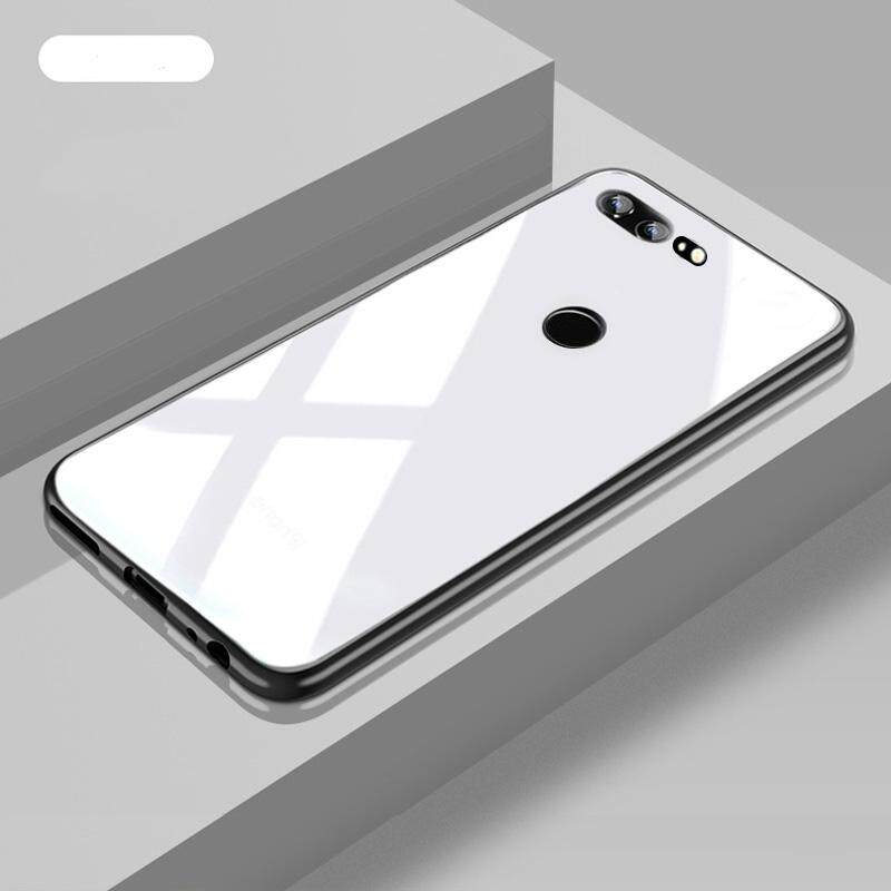 Detail Gambar For Huawei honor 9 Lite Glass Case HD Clear Full Body Back Tempered Cover Tempered Glass casing For honor 9 Lite housing Terbaru