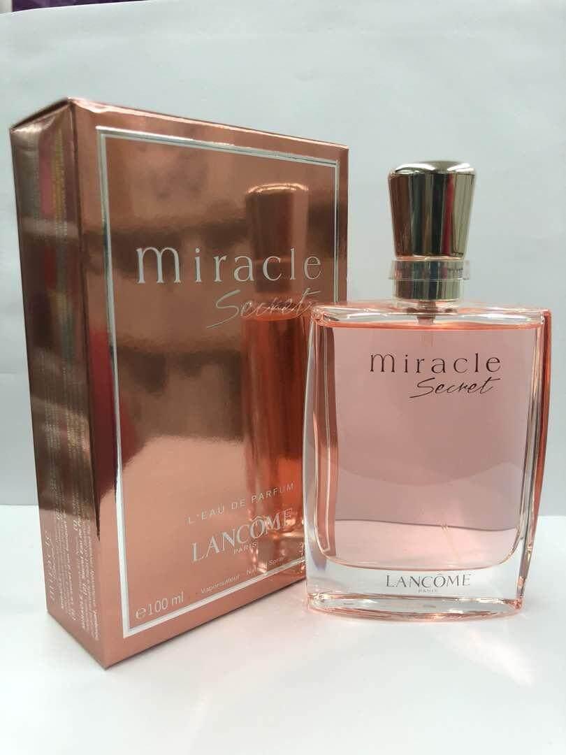 Lancome Miracle Secret Leau de Parfum 100ML  Premium High Quality Long Lasting Guarantee