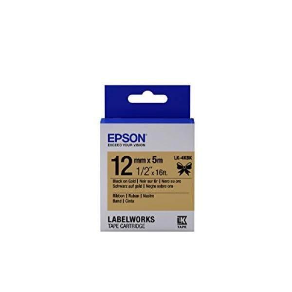 Epson Labelworks Pita LK (Mengganti LC) Tape Kartrid ~ 1/2