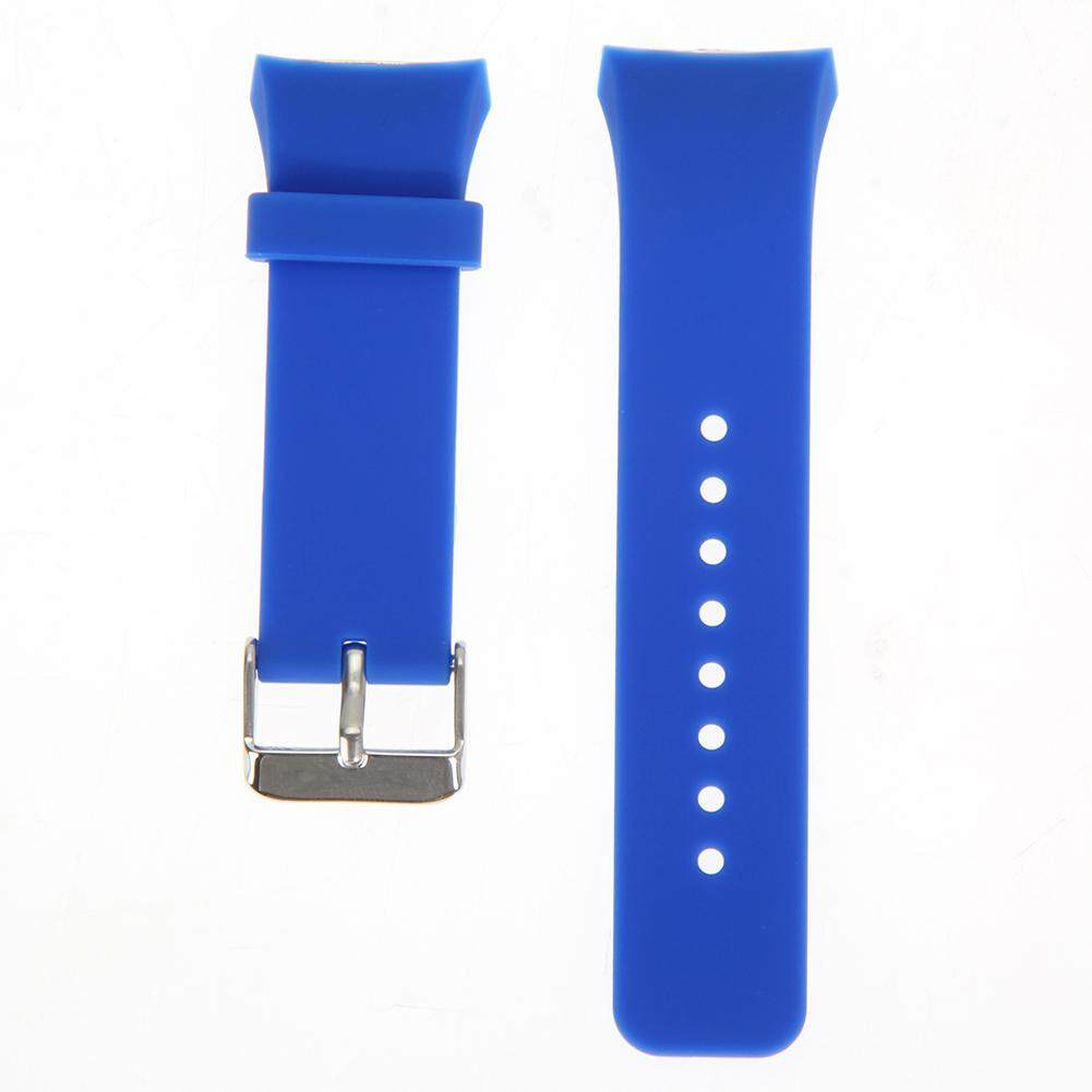 Silicone Watch Band Strap For Samsung Galaxy Gear S2 SM-R720 (Royal Blue)
