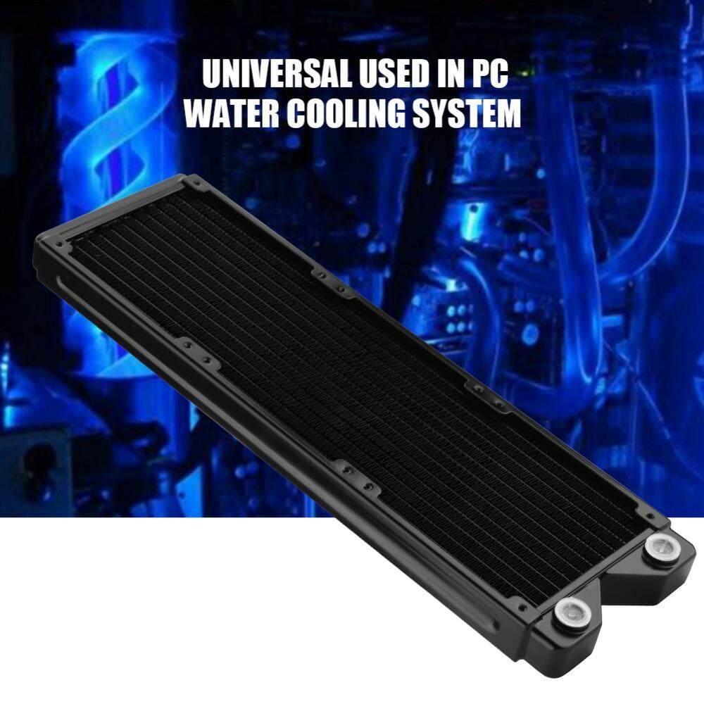 Buy Sell Cheapest Kingsuda Heat Sink Best Quality Product Deals Heatsink 10 X 10mm Aluminium Radiator Cooling Pendingin Komputer G1 4 360 Mm Air Tembaga Panas Exchanger Pendinginan