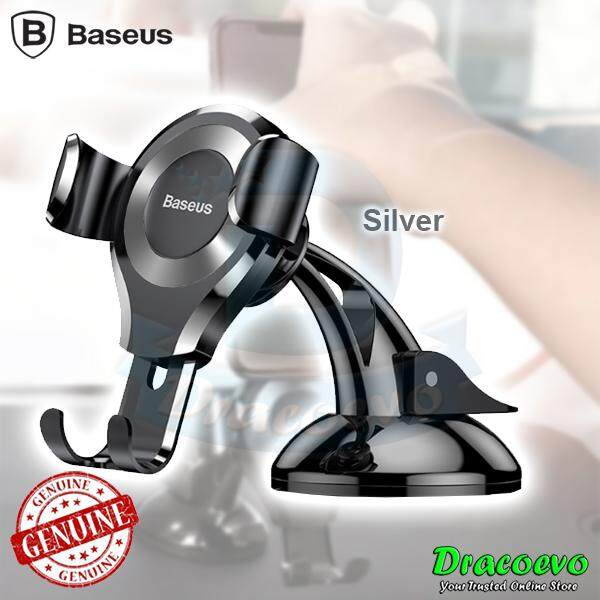 Baseus Universal Car Phone Holder Gravity Reaction Flexible Dashboard GPS