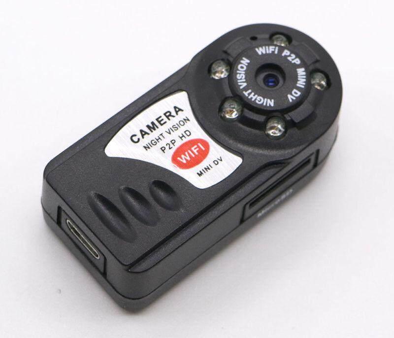 Rd ไร้สาย Q7 Wifi Camera P2p Mini Dv การมองเห็นได้ในเวลากลางคืน Ir เครื่องบันทึกวีดีโอ Dvr By Redcolourful.