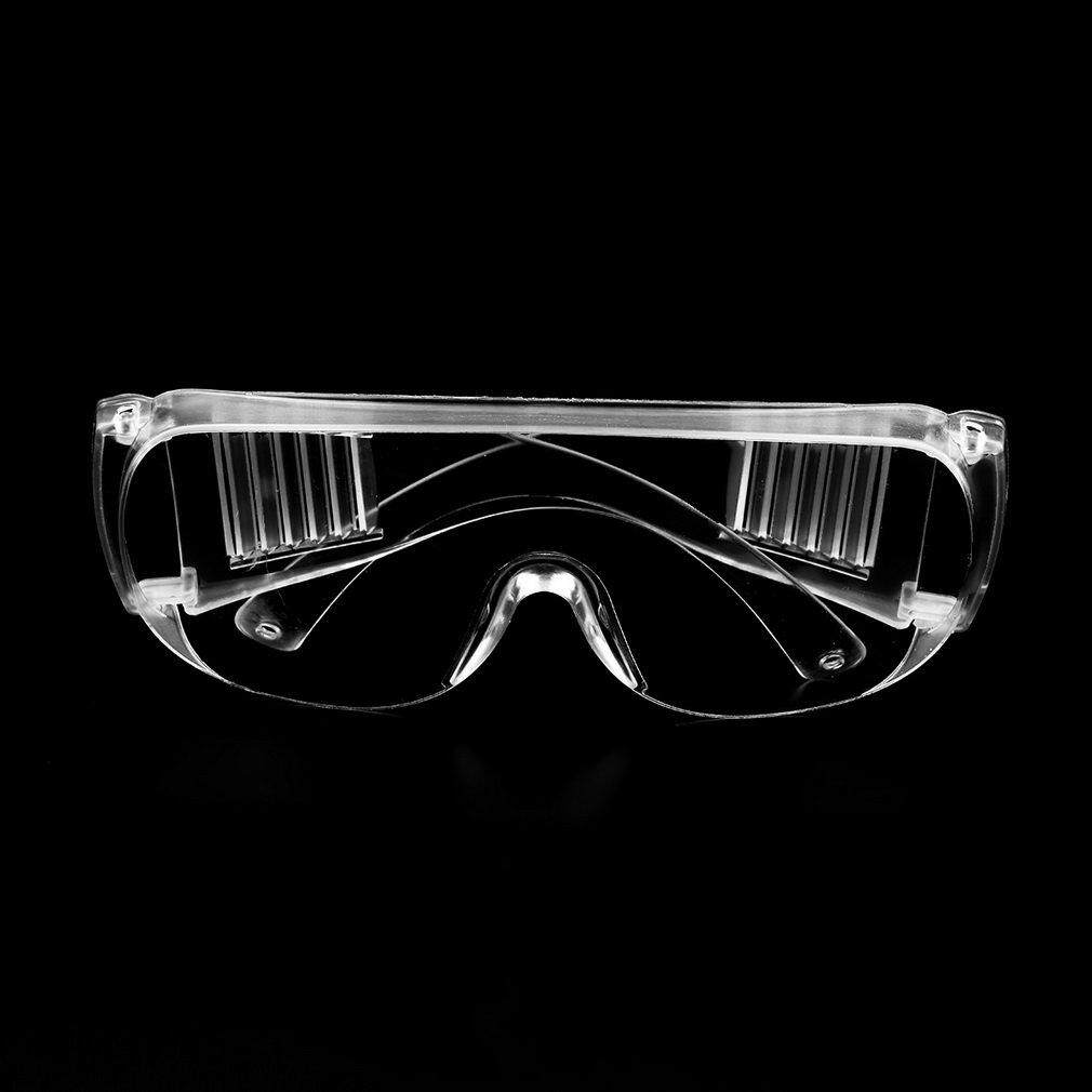 ... USTORE Work Safety Glasses Clear Eye Protective Wear Spectacles Goggles - 4 ...