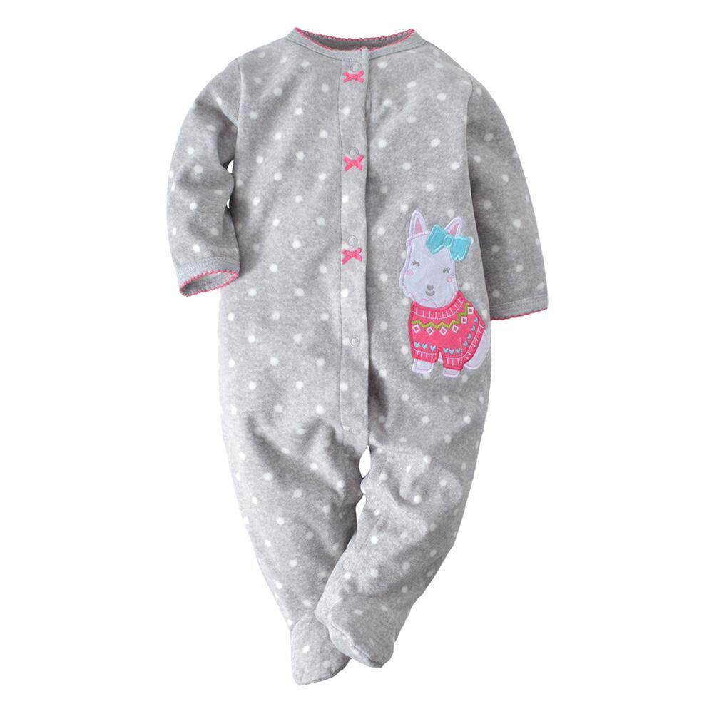 Rd Unisex-Baby Coverall Jumpsuit Winter Long Sleeve Sleep And Play Footie By Redcolourful.