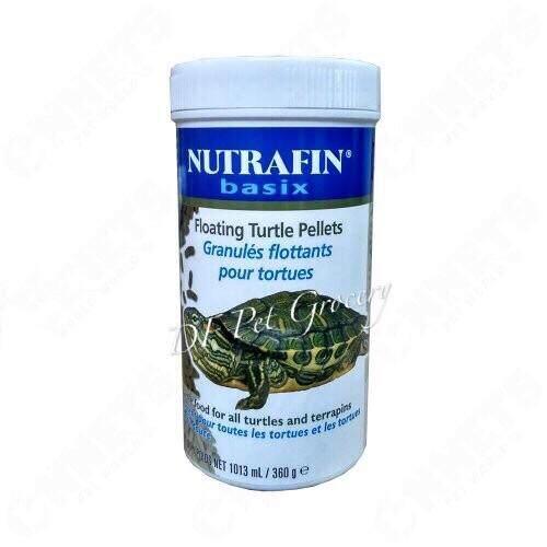 Nutrafin Basix Floating Turtle Pellet 1013ml / 360g A-7428 (A)