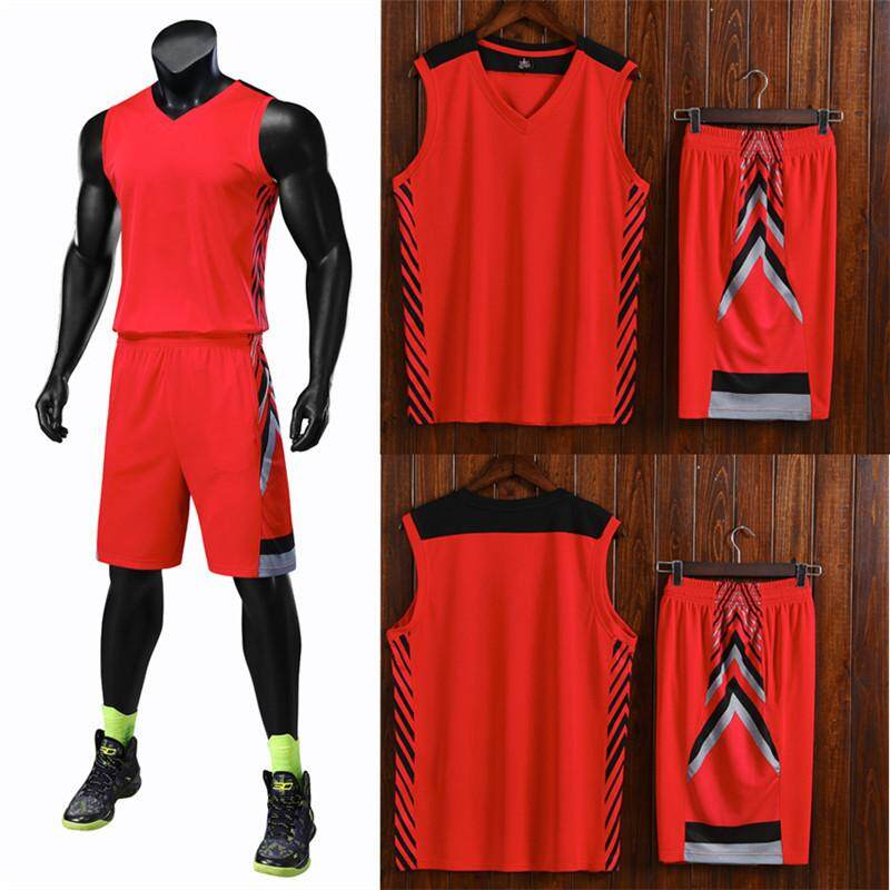 Features Blank Customized New Team Training Basketball Sports Casual