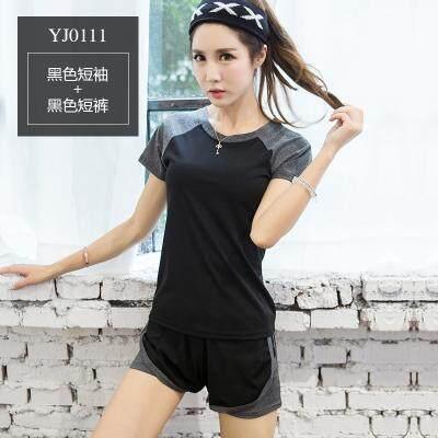 (Pre Order 14 days) JYS Fashion Korean Style Women Sport Wear Set Collection 540 - 8584 set 3